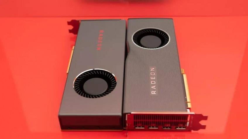AMD не будет сворачивать производство референсных видеокарт RX 5700/5700 XT