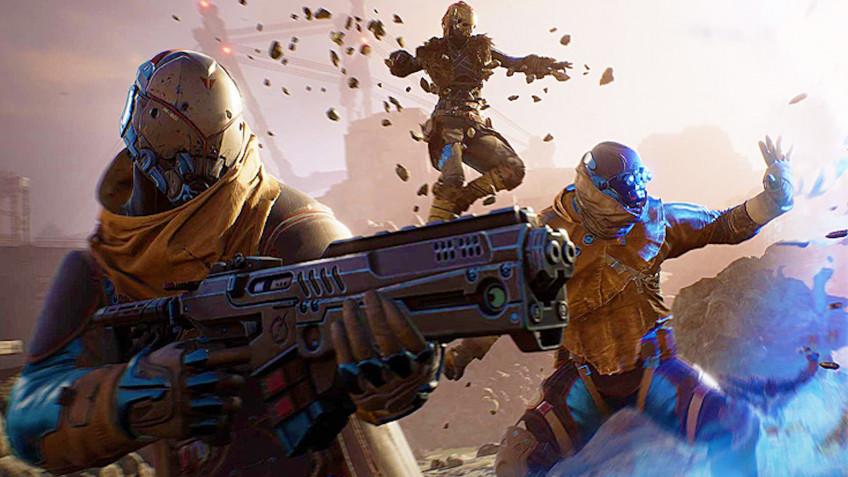 Outriders дебютировала на втором месте в чартах PlayStation за апрель