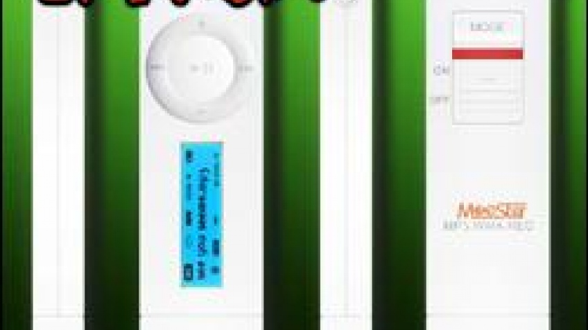 Встречайте клона iPod Shuffle