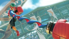 В сети появились геймплейные ролики с новыми персонажами файтинга Arms