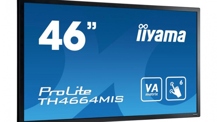 iiyama TH4664MIS-1: 46-дюймовый сенсорный монитор