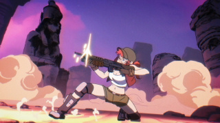 Серия Metal Slug возвращается: анонсирована Metal Slug Tactics