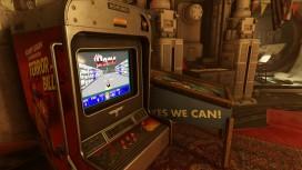 В Wolfenstein 2: The New Colossus Бласковиц сможет сыграть в Wolfenstein 3D