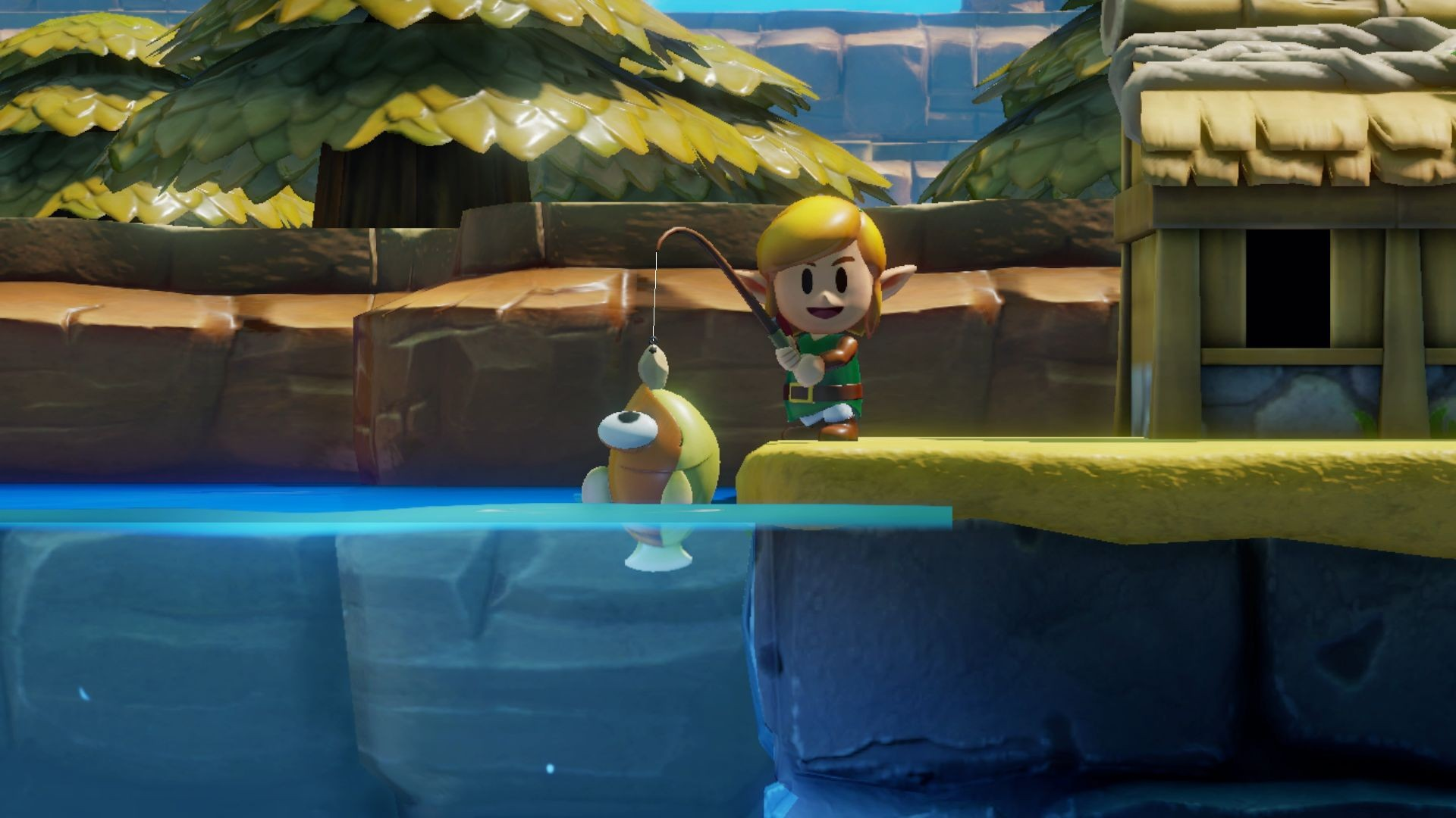 Nintendo выпустила обзорный трейлер The Legend of Zelda: Link's Awakening