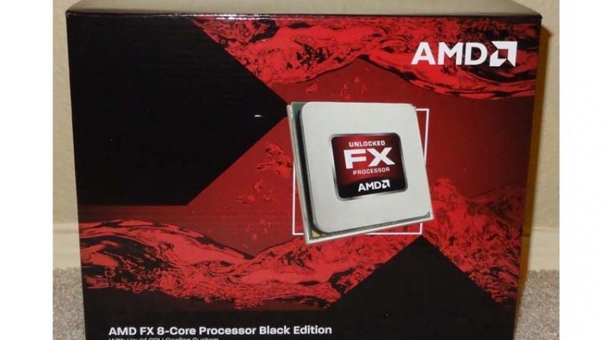 Процессор AMD FX-8350 появился на eBay