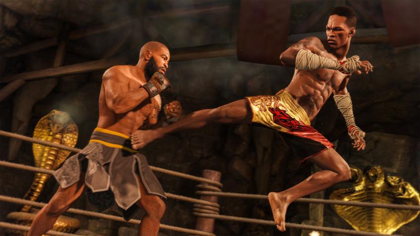 EA анонсировала UFC4 — игра выйдет уже14 августа