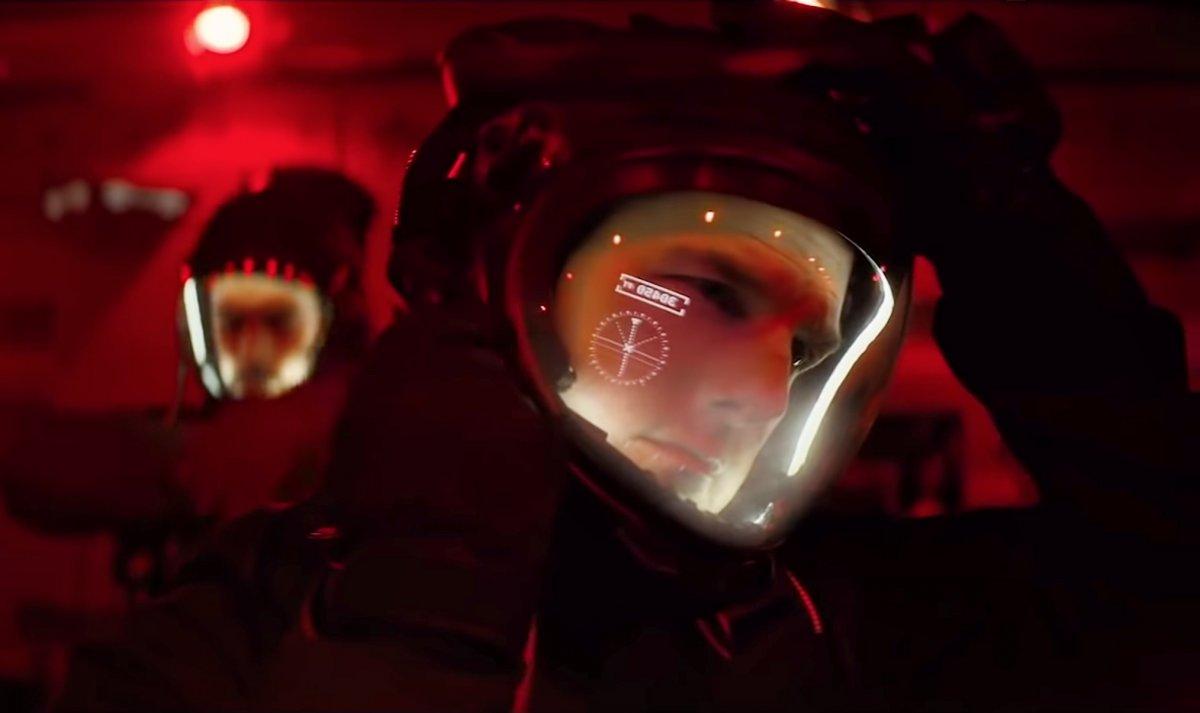 Новый фильм Тома Круза будут снимать на Международной космической станции