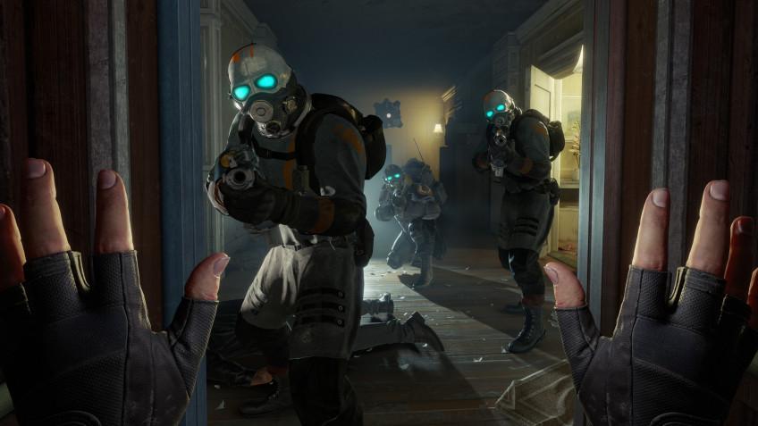 Для Half-Life: Alyx вышла модификация по мотивам BioShock