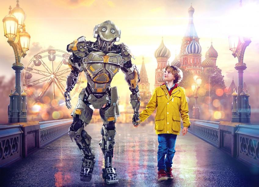 «Испытание провалено»: Сарик Андреасян выпустил второй трейлер «Робо»