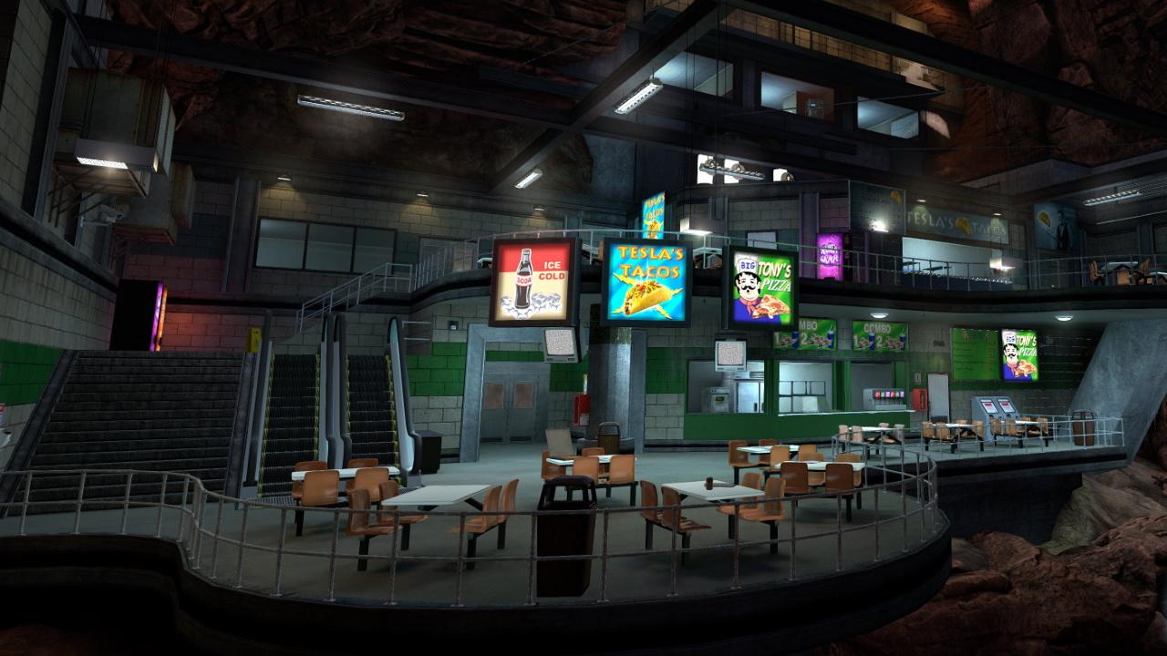 Энтузиасты выпустили первую главу ремейка Half-Life: Blue Shift для Black Mesa