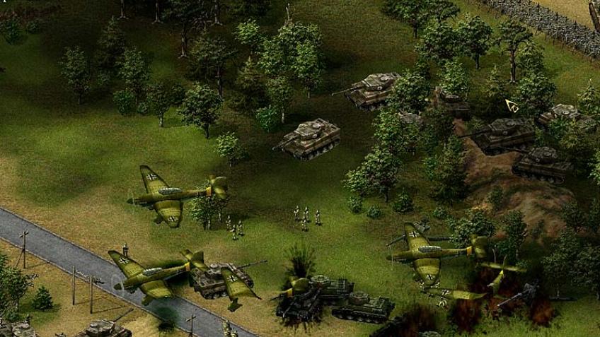 Blitzkrieg подкрался незаметно