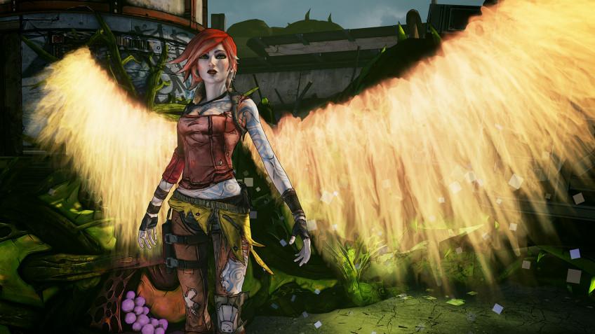В Epic Games Store бесплатно раздают дополнение для Borderlands2