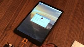Открытый планшет CutiePi продвигается к релизу
