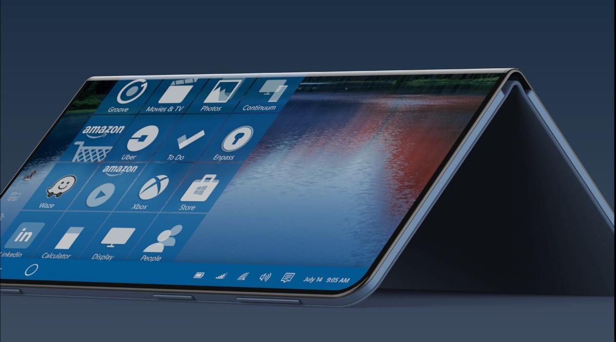 Forbes: Microsoft планирует выпустить Surface с двумя экранами в будущем году
