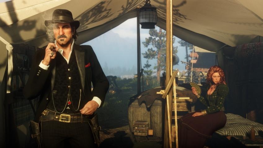 Английская розница в канун Рождества: Red Dead Redemption2 возглавляет чарт