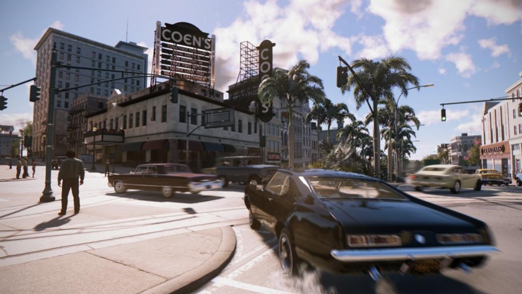 Создатели Mafia3 рассказали о вождении машин в игре