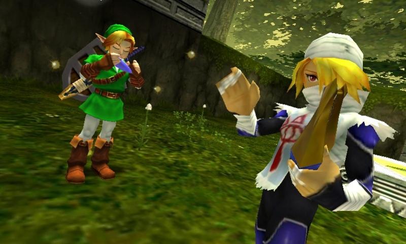 Шейк из The Legend of Zelda: мужчина или женщина?
