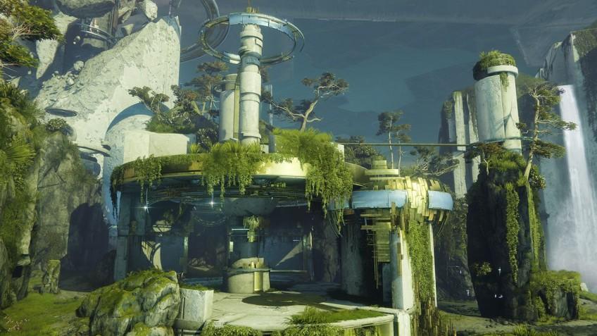 8 минут геймплея Destiny 2: Shadowkeep: PvP-матч на новой карте