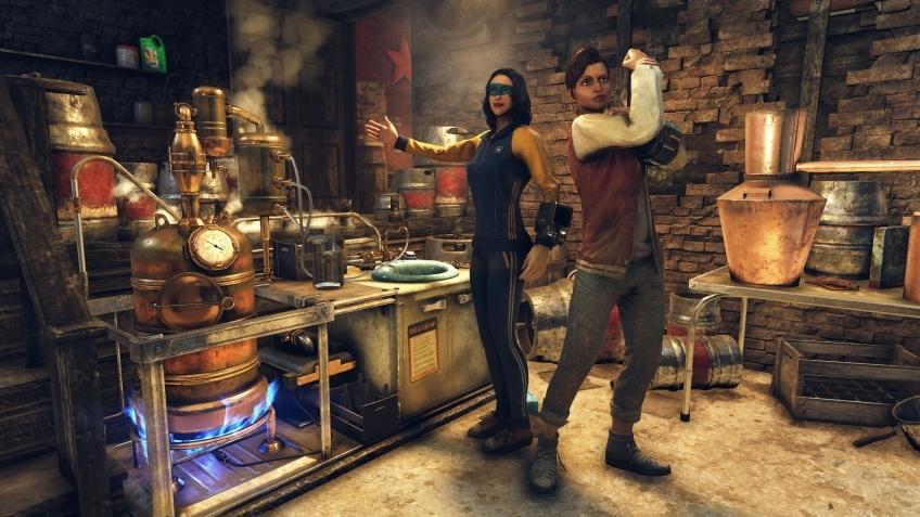 Bethesda поделилась подробностями пивоварения и винокурения в Fallout76