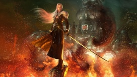 Разработчики Final Fantasy VII Remake воссоздали ключевой арт оригинальной игры