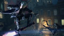 Три главных героя — первые подробности о Devil May Cry5