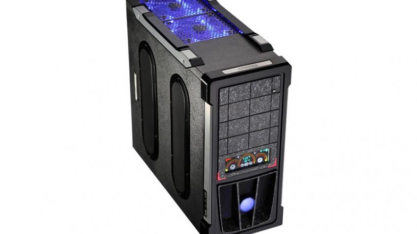 Aresze Speeder 7225B: корпус с сенсорным дисплеем