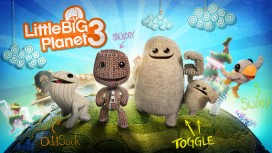LittleBigPlanet3 выйдет в ноябре