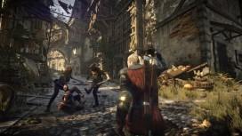 Разработчики поделились получасовым видео The Witcher 3: Wild Hunt