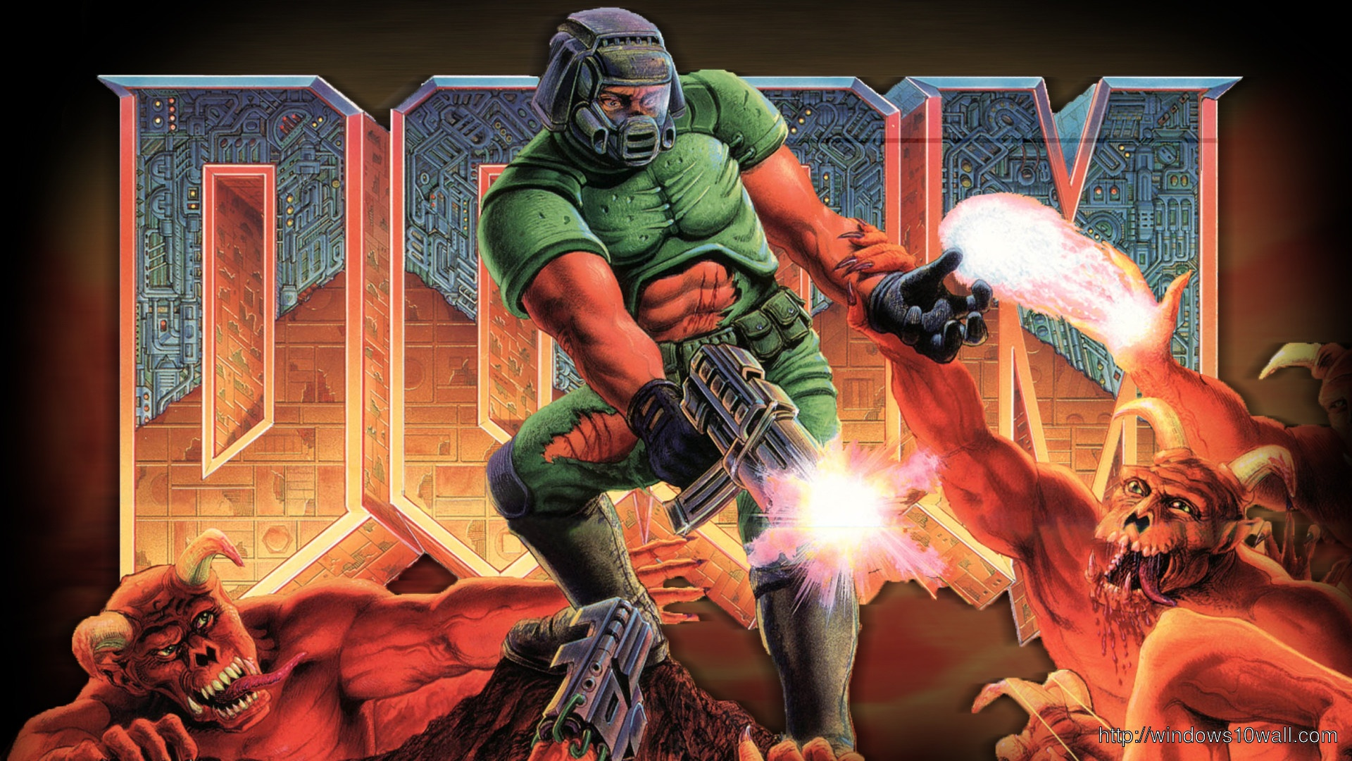 Сюрприз: на Nintendo Switch неожиданно вышли Doom, Doom II: Hell on Earth и Doom3