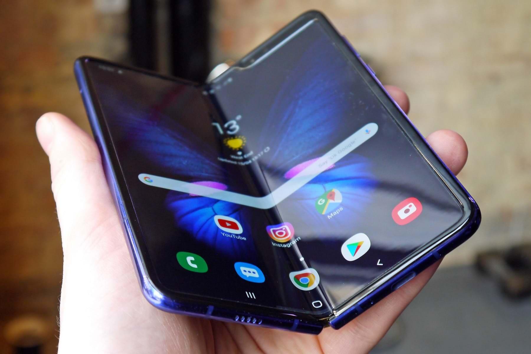 Инсайдер сообщил, когда повторно могут выпустить Samsung Galaxy Fold