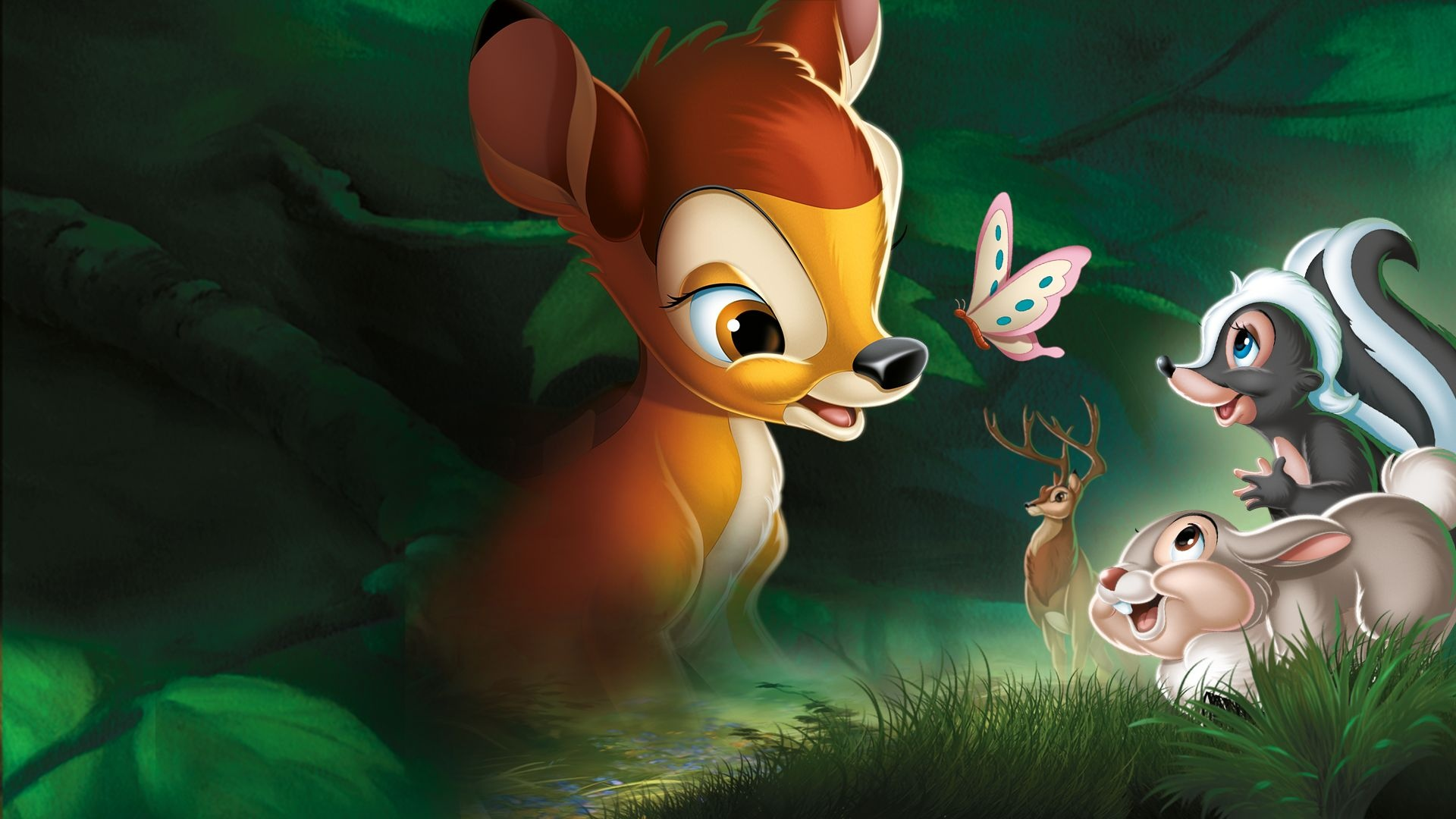 Disney собирается переснять «Бэмби»