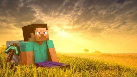 Minecraft остаётся самым популярным проектом для Switch в этом году