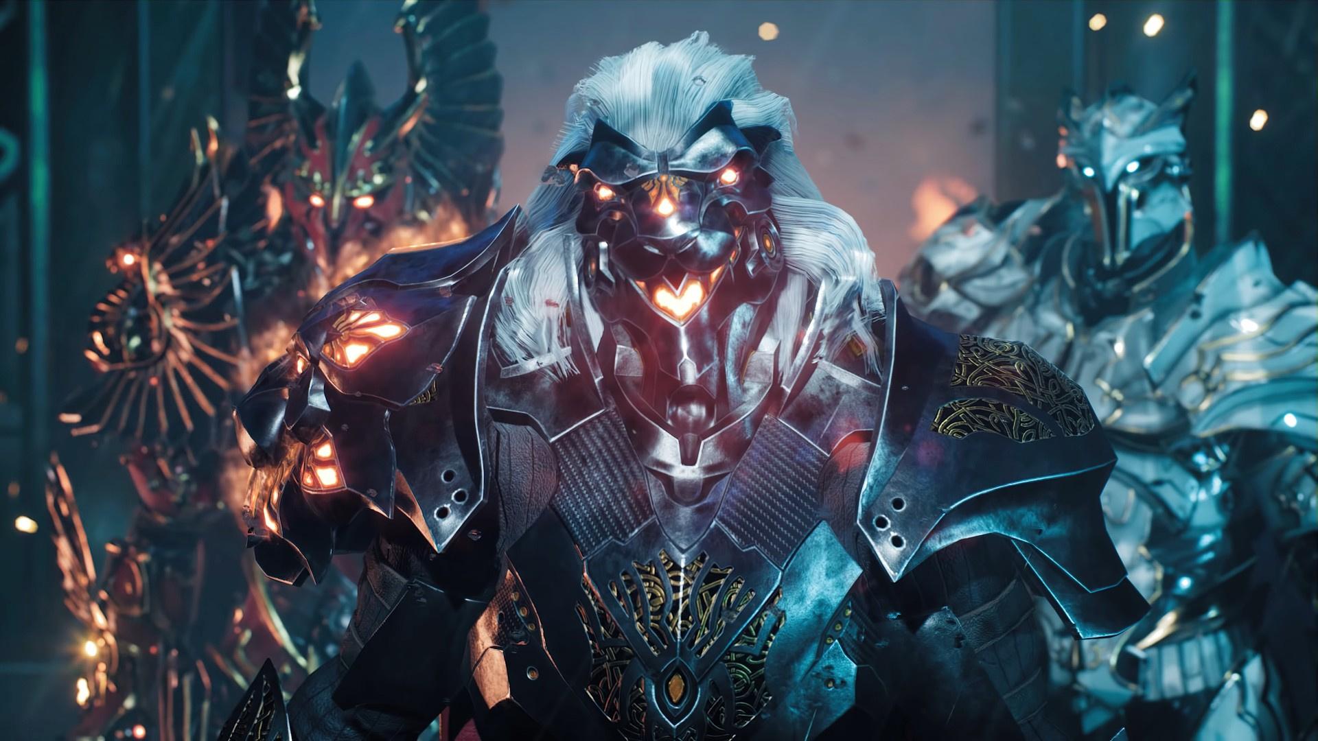 Godfall выйдет одновременно с релизом PlayStation5