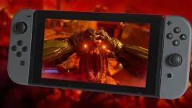 DOOM уже вышел на Nintendo Switch