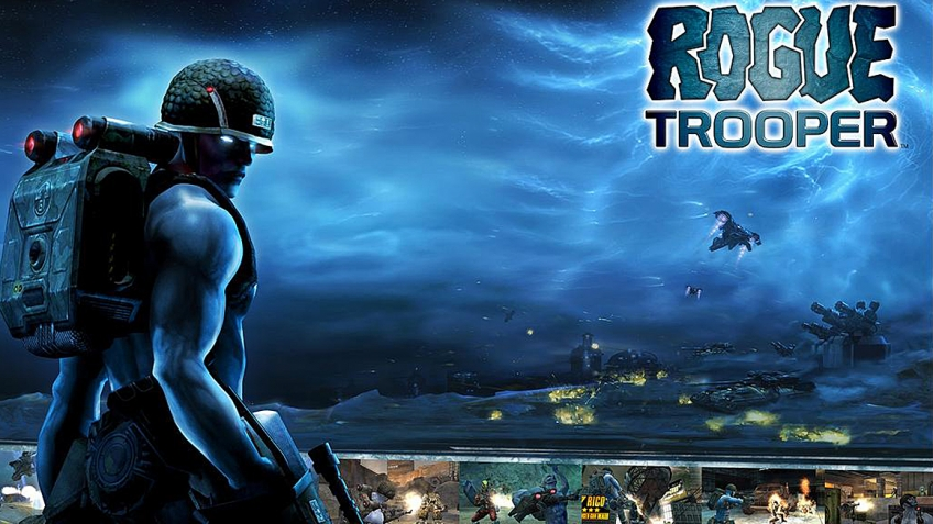 Ремастер Rogue Trooper Redux получил релизный трейлер