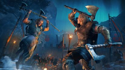 Авторы Assassin's Creed Valhalla рассказали про обновления осени