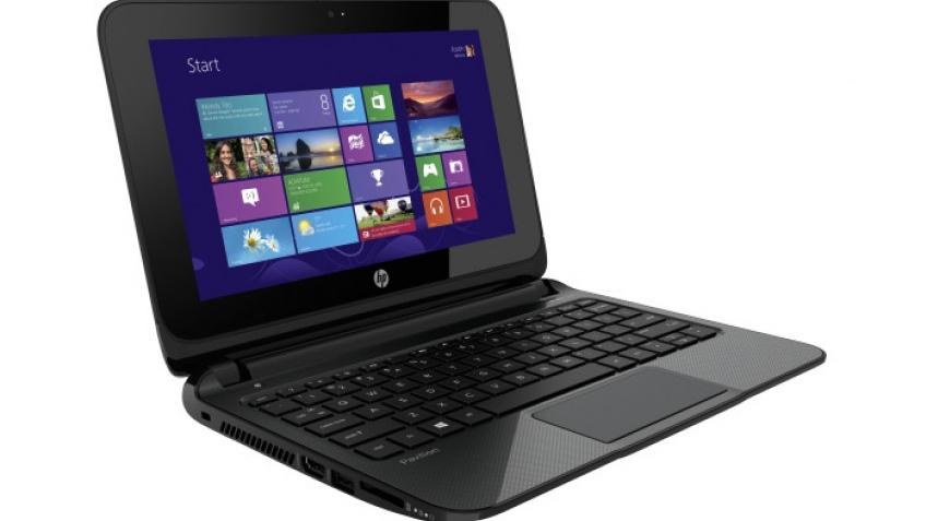 HP TouchSmart 10: сенсорный ноутбук за $300