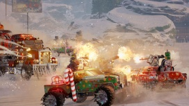 Бойцов Crossout ждут фура с подарками, Ледокол и Наукоград