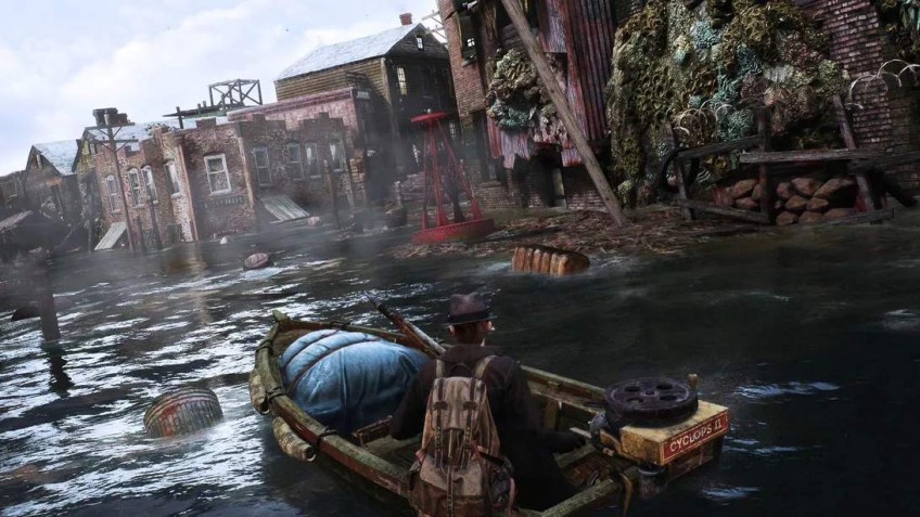 NVIDIA RTX 2080Ti выдаёт низкий фреймрейт в The Sinking City на 4K