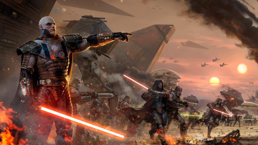 Star Wars: The Old Republic добралась до Steam