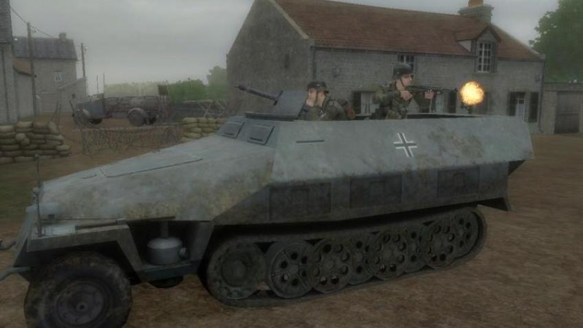 Освобождение Нормандии