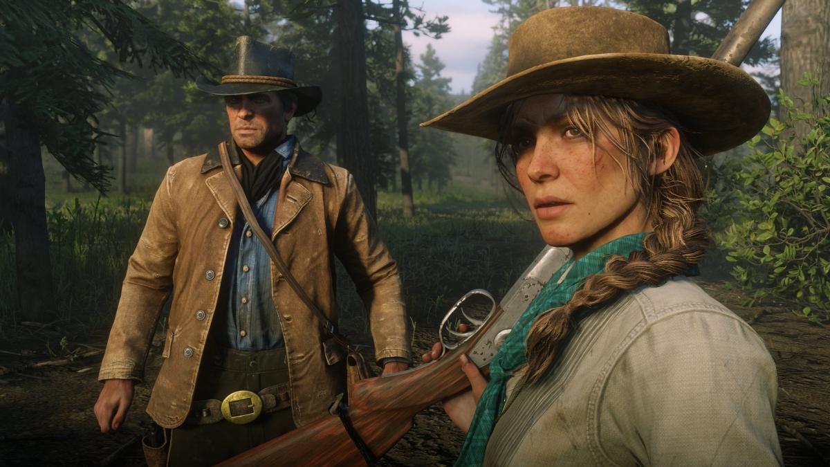 Sony выпустит PS4 Slim и PS4 Pro в комплекте с Red Dead Redemption2