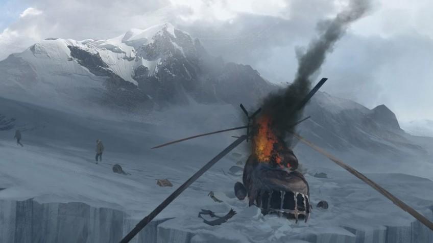 Опубликован свежий ролик Project Borealis: снег, зомби и хэдкрабы