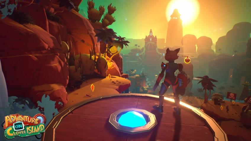 Приключенческая игра Skylar & Plux: Adventure on Clover Island получила дату релиза