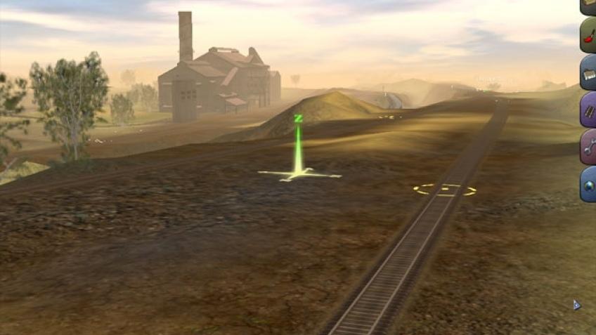 Видео из Trainz