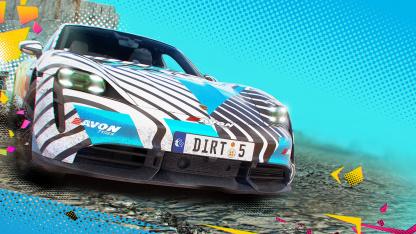 DIRT5 расширит поддержку особенностей PlayStation5