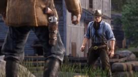 Если в Red Dead Redemption2 убрать интерфейс, указания людей станут подробнее