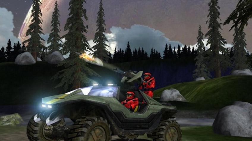 Очередное обновление Halo