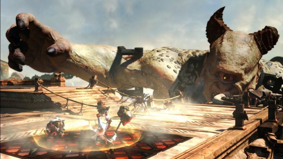 Разработчики God of War: Ascension переключились на другой проект