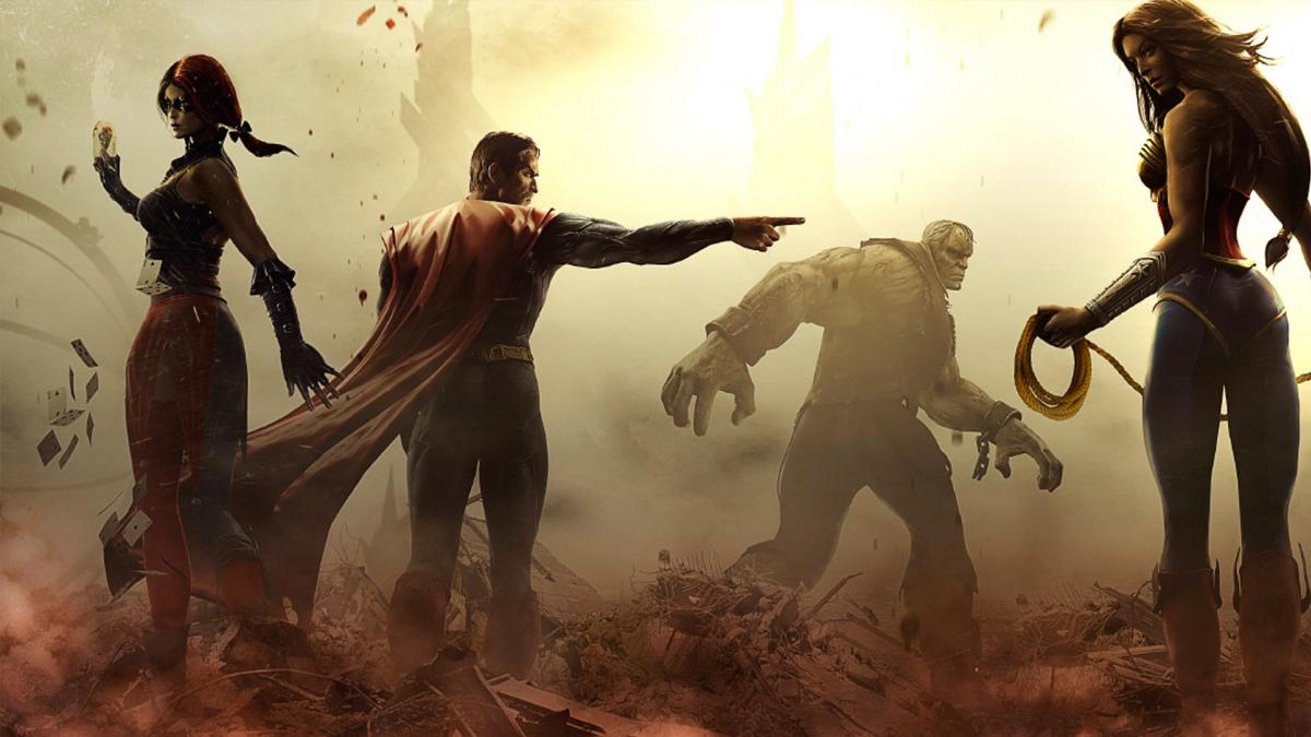 Авторы Injustice2 представили первые кадры геймплея